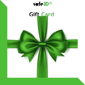 Gift Card Cadeaubon voor Safe-iD tags