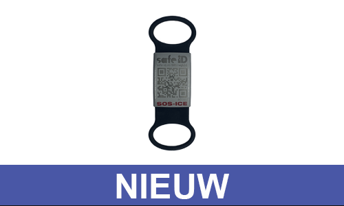 De Safe-iD SOS watch-tag